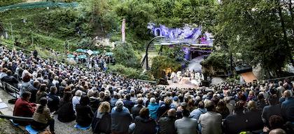 Openluchttheater Valkenburg: uniek