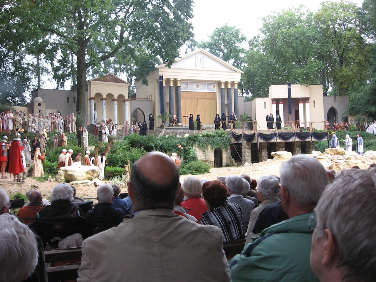 Openluchttheater De Doolhof