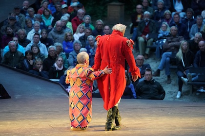 Shakespeare van komedie tot tragedie