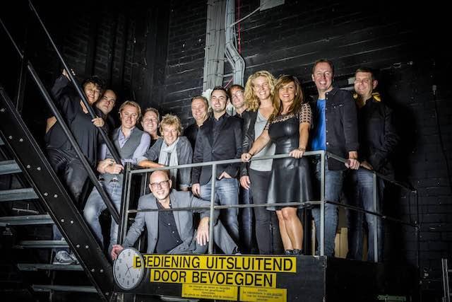 Edwin Evers Band Openluchttheatertour