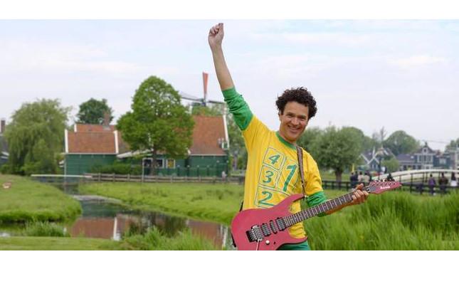 Dirk Scheele 'In Holland staat een huis'