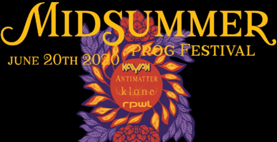MIDSUMMER PROG FESTIVAL 2020