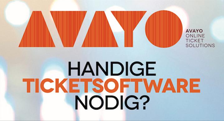 Avayo – Voor gebruiksvriendelijke èn betaalbare ticketsoftware!
