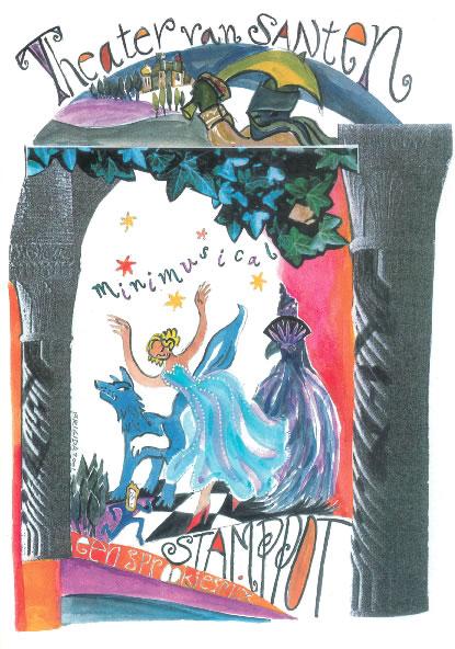 Stamppot, een sprookjesmix