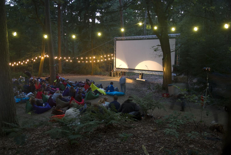 Film in het openluchttheater