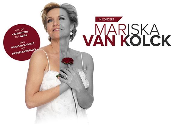 Mariska van Kolck in het openluchttheater