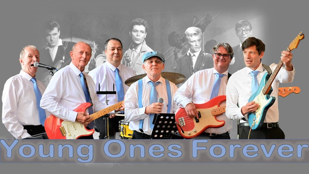 Young Ones Forever – Een Cliff Richard & The Shadows Tribute