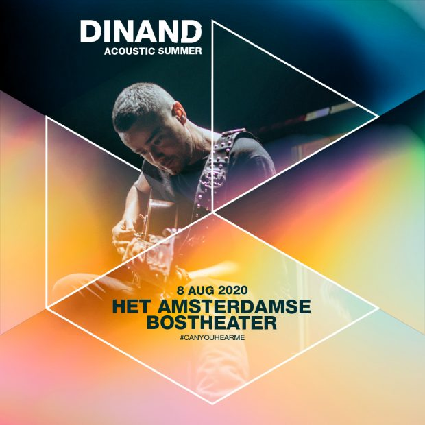 Live At Amsterdamse Bos Dinand Woesthoff Uitverkocht!