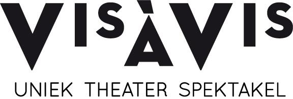 logo Theatergezelschap Vis à Vis