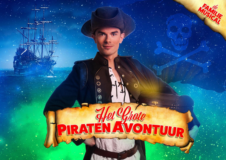 Het Grote Piratenavontuur