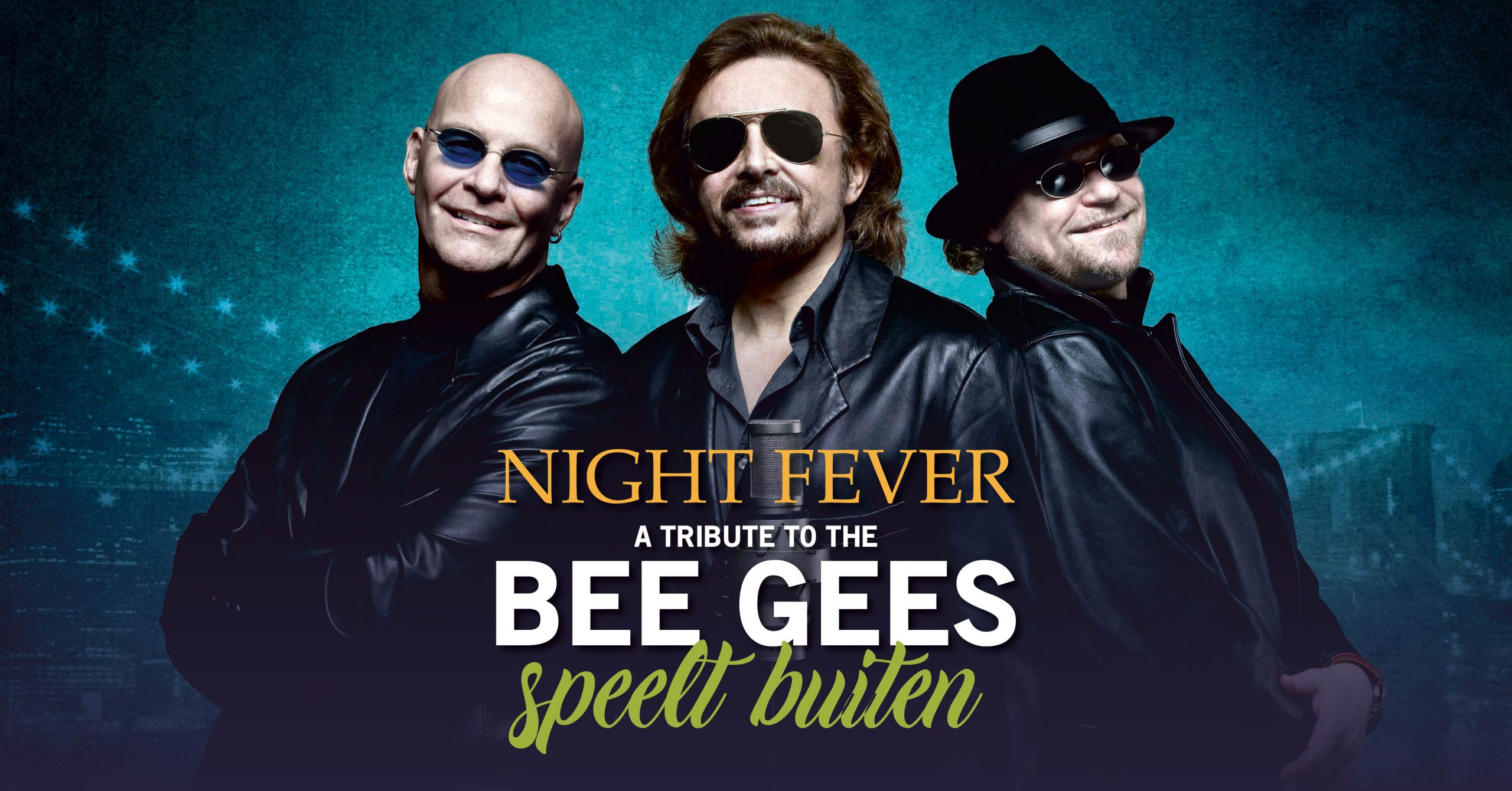 Night Fevers – a tribute to the Bee Gees
