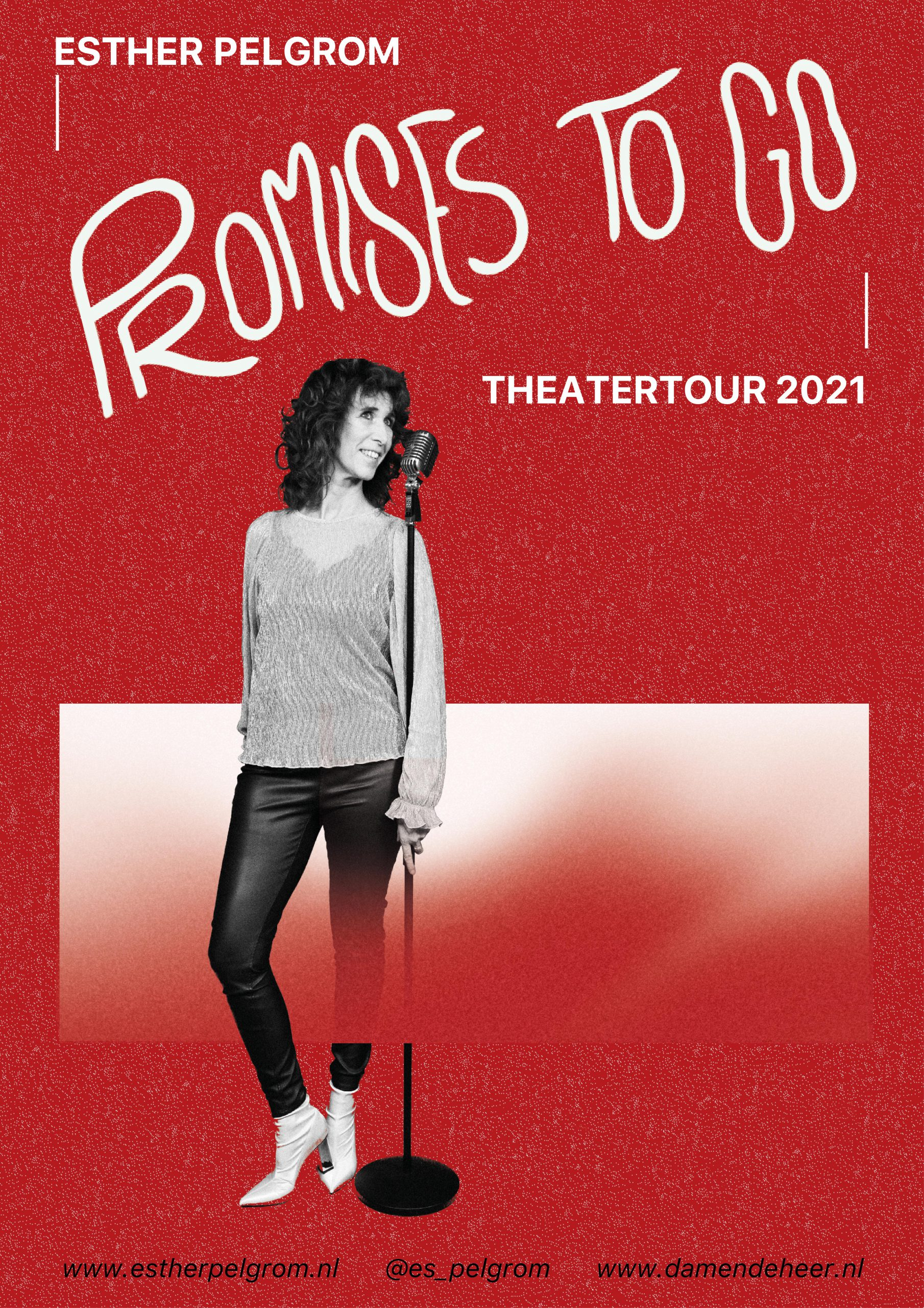 Esther Pelgrom – Promises to go (tryout)