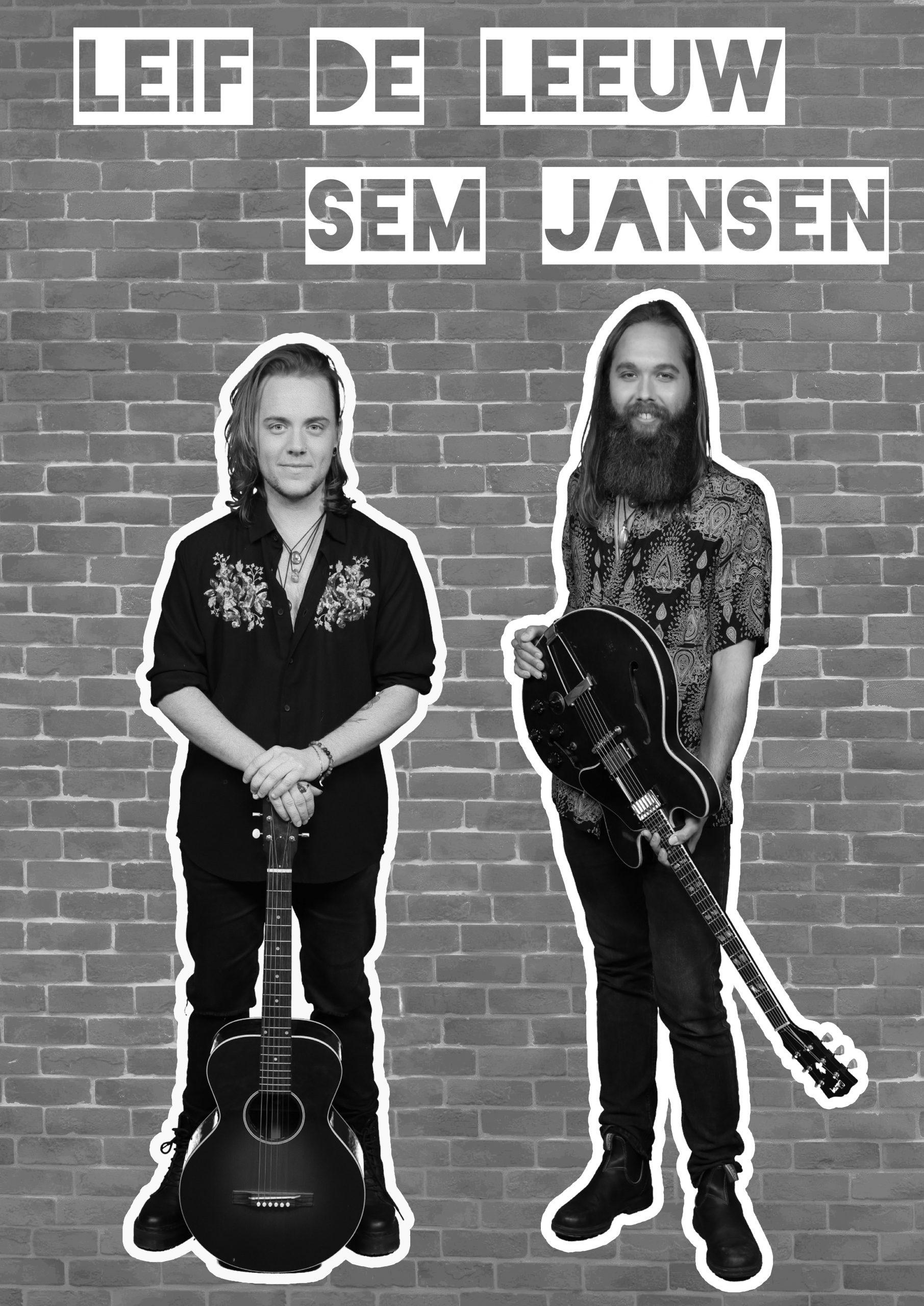 Leif de Leeuw & Sem Jansen