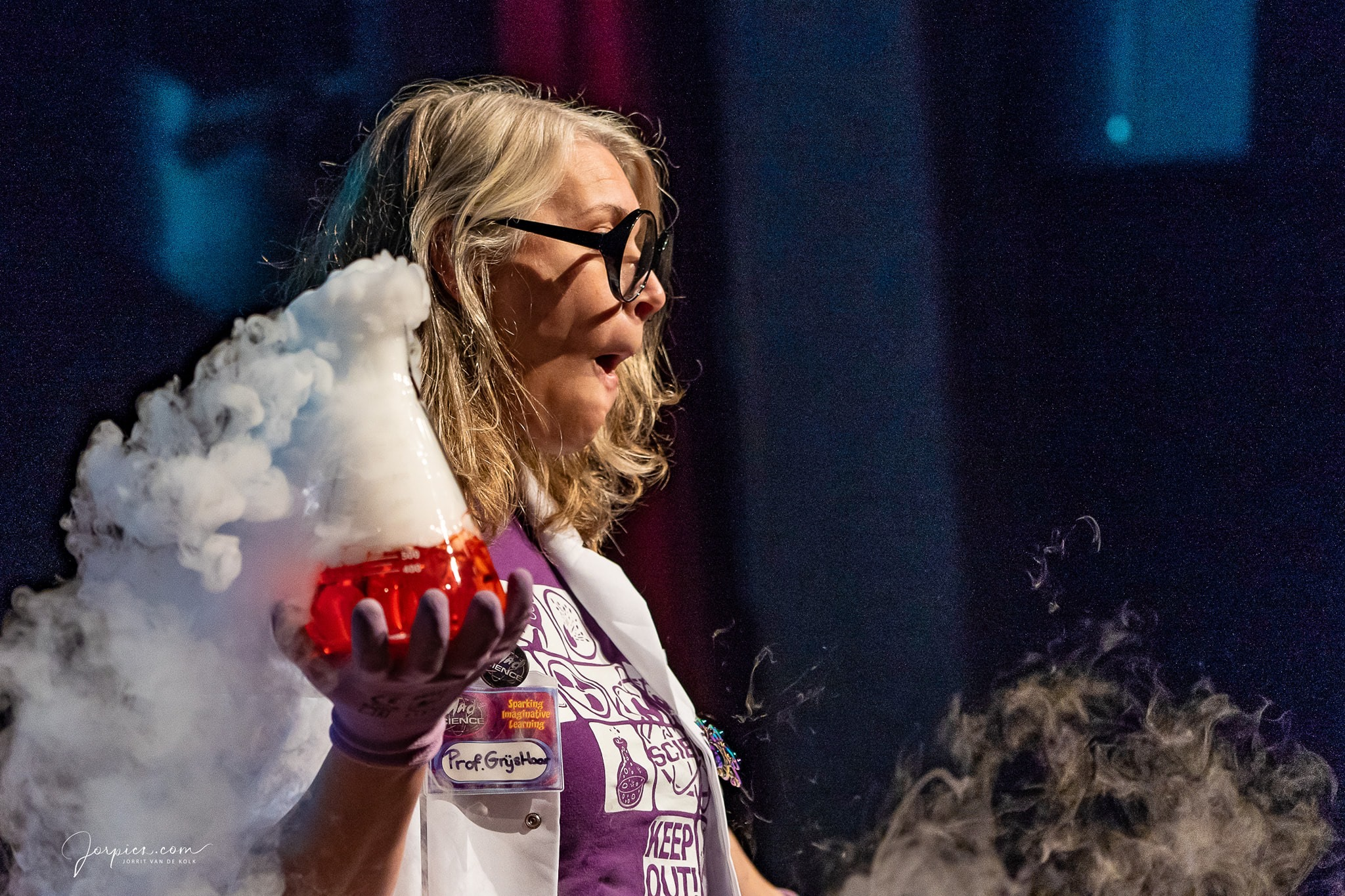 Mad Science theatershow + funstations (5+) – Mad Science